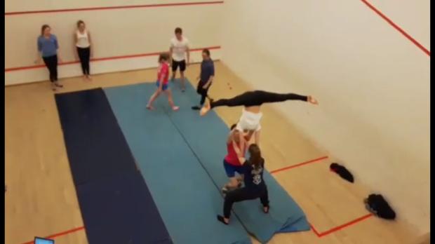 Squash Rehearsal